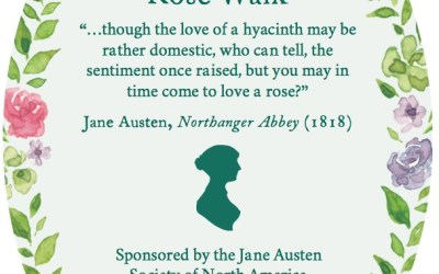 Preview of Jane Austen Garden Trail