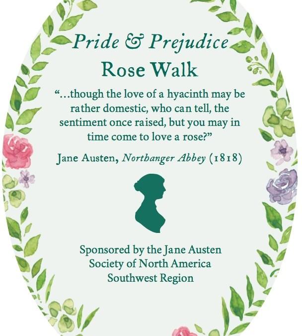 Preview of Jane Austen Garden Trail