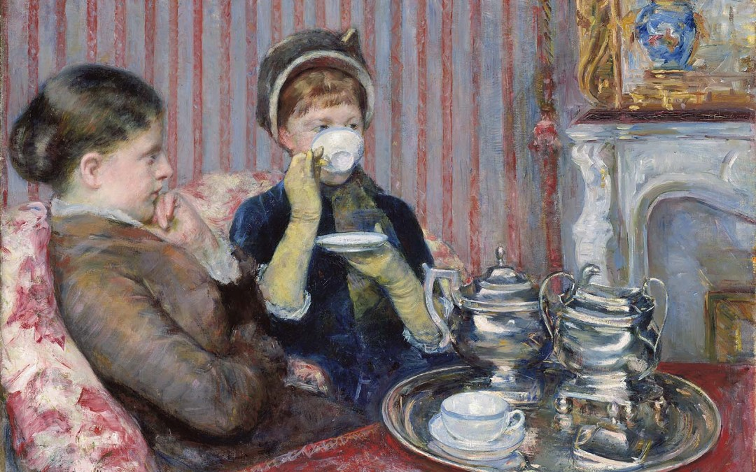 """Video of """"Austen and Cassatt: Working From Home"""" Now Available"""
