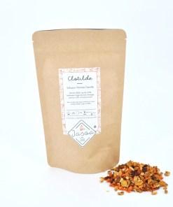 Clotilde infusion pomme carotte vrac et doypack