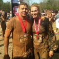 Spartan Race finishers