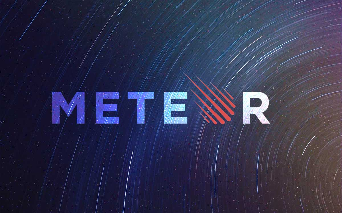 Discover Meteor Wallpaper