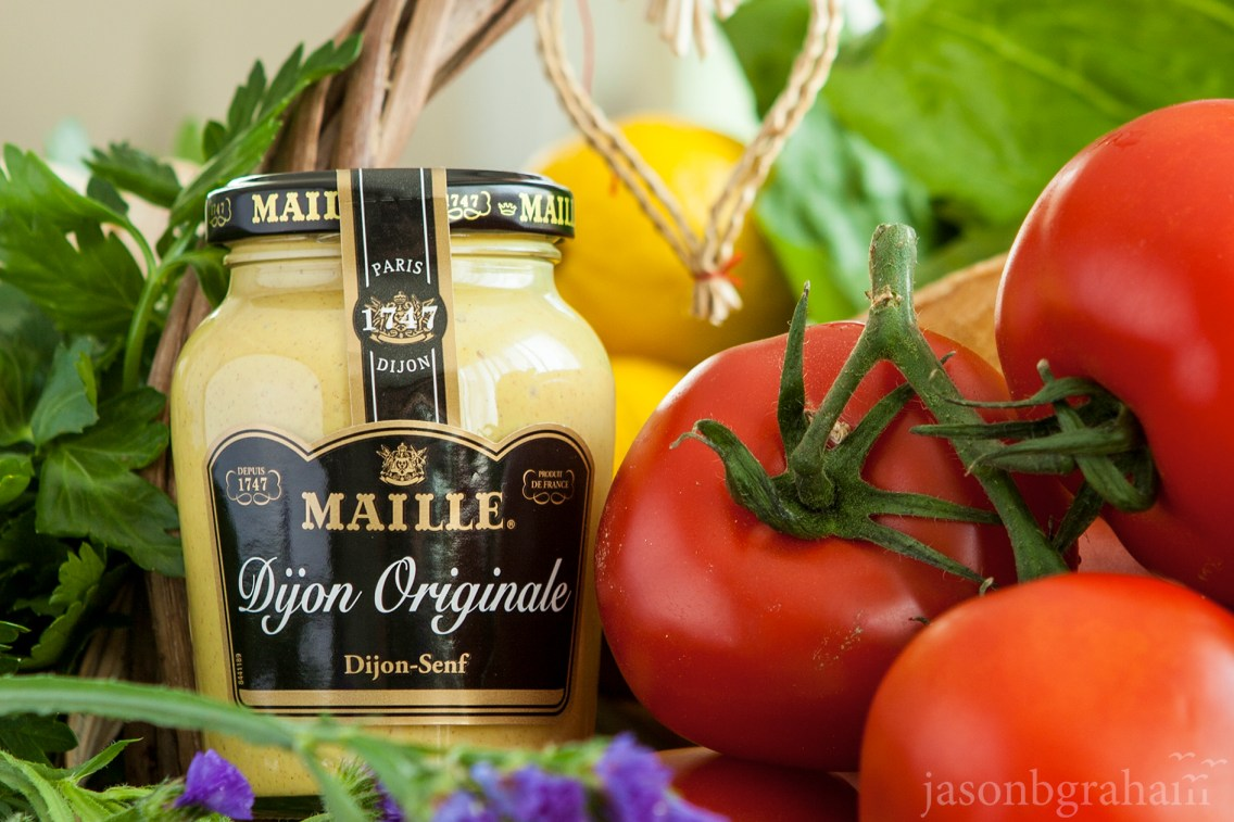 maille-dijon-with-tomatoes
