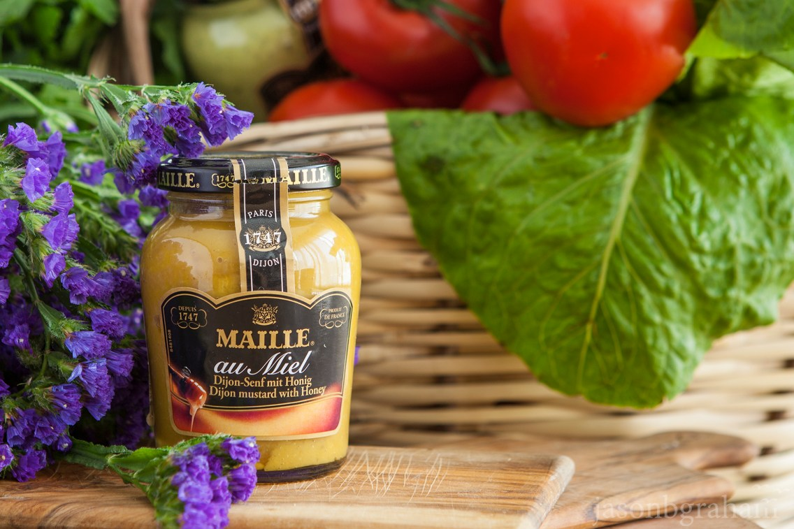 maille-miel-with-flowers