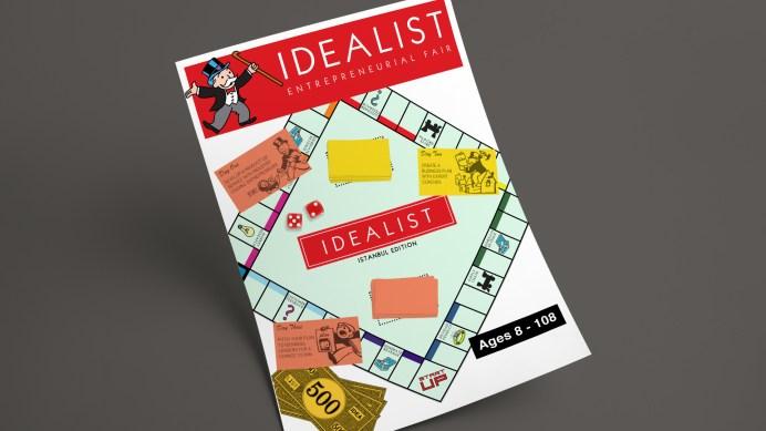 idealist-a4-poster