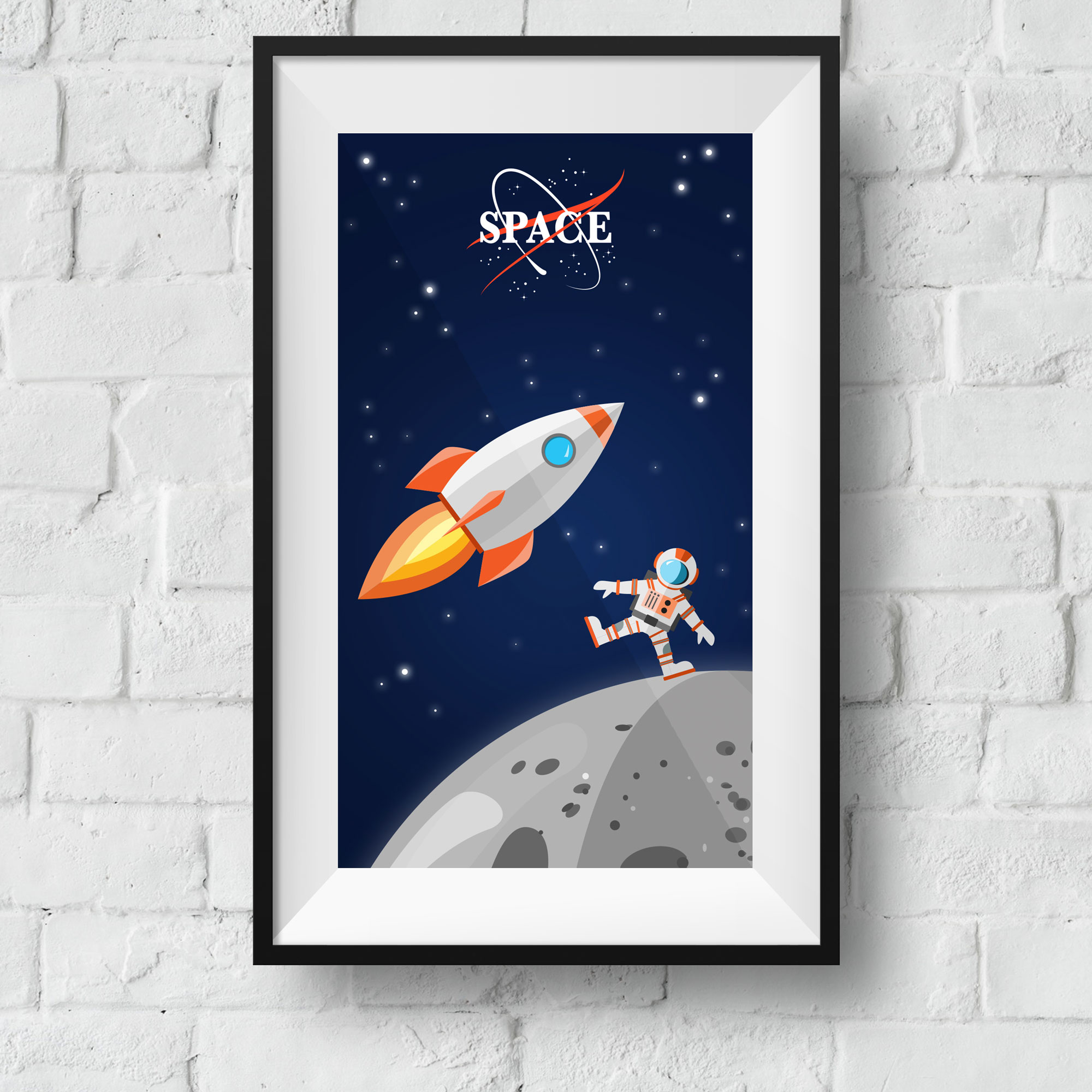 space-framed