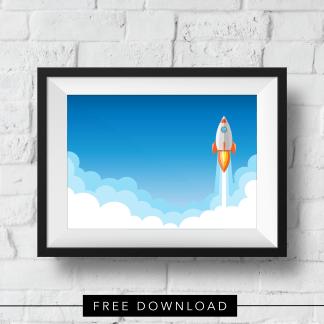 rocket-launch-free-download