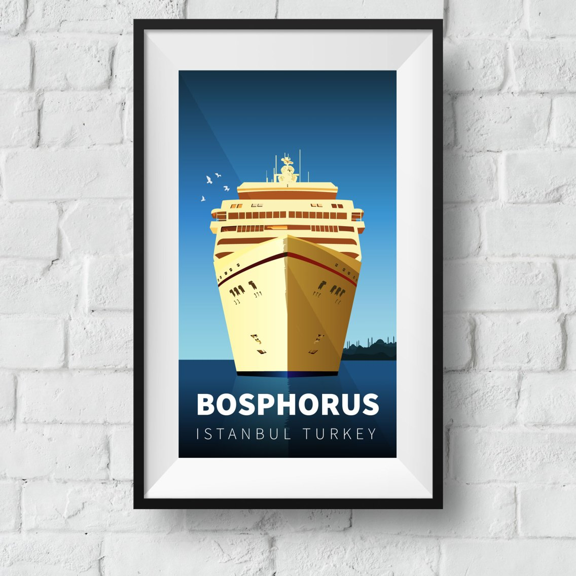 bosphorus-crusie-framed