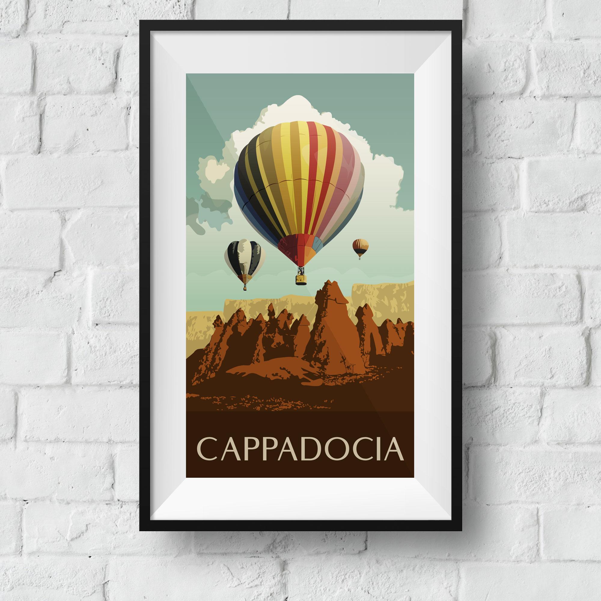 cappadocia-framed