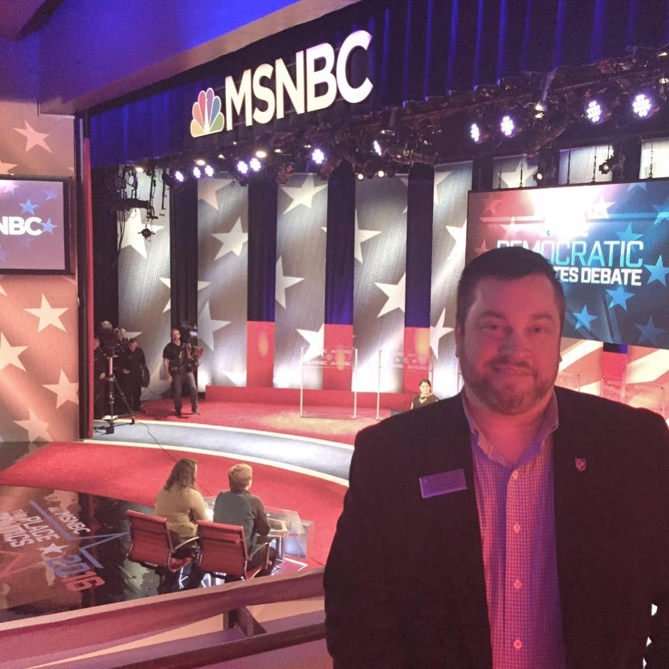 2016 Democratic Debate - UNH