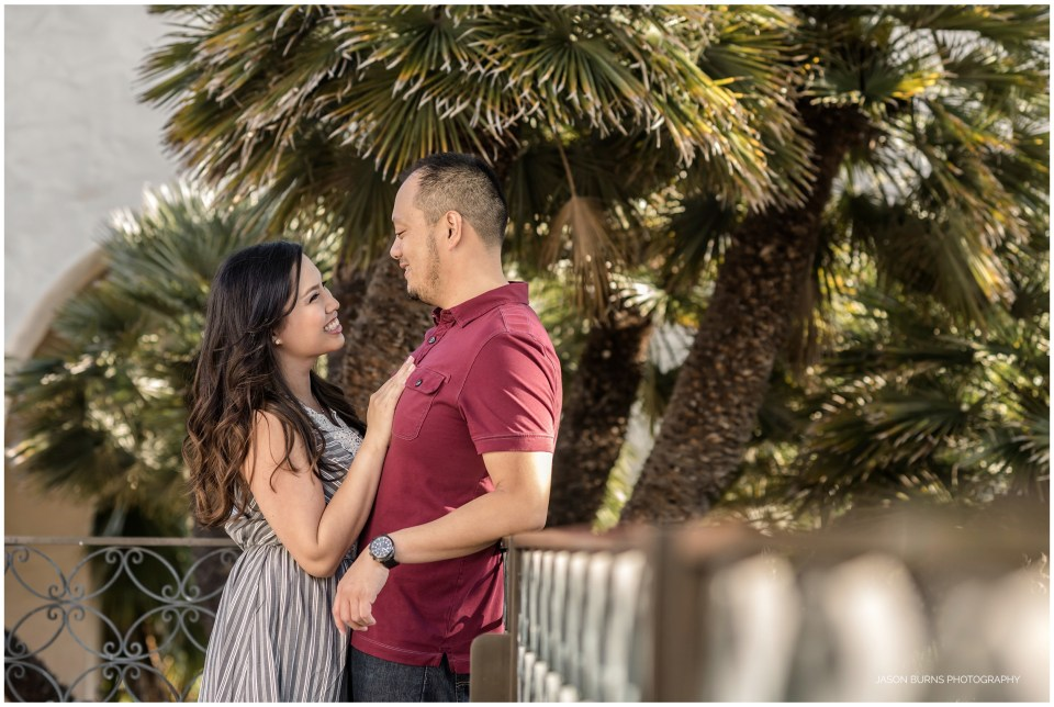San Diego Engagement Balboa Park (4)