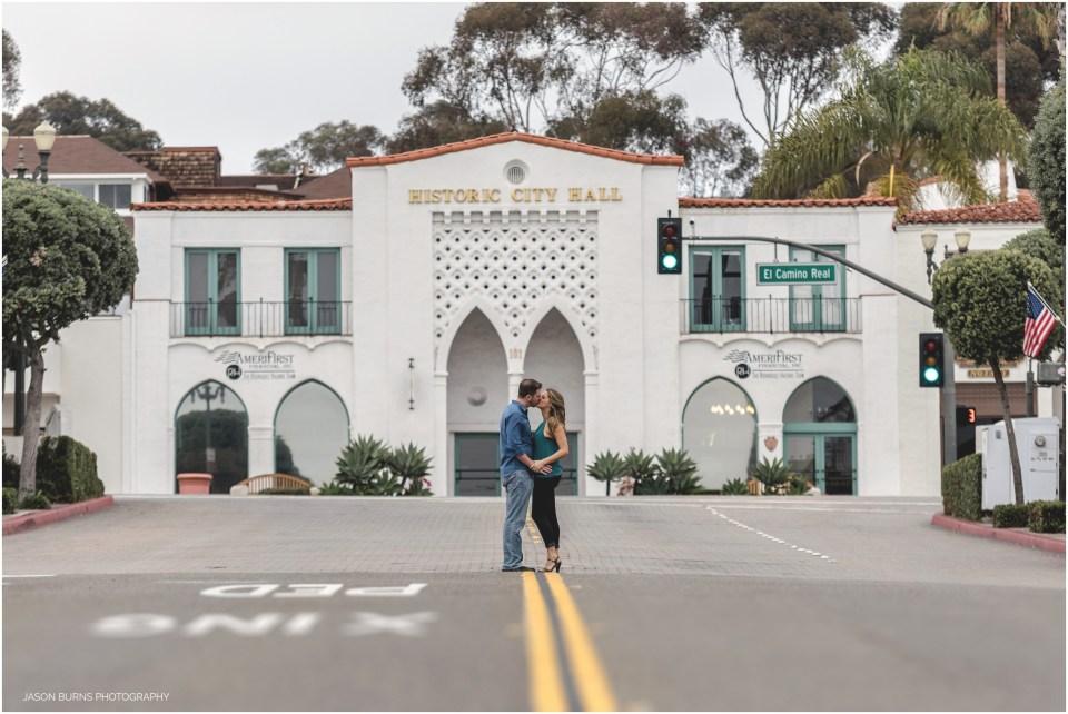 San Clemente Casa Romantica engagement 01