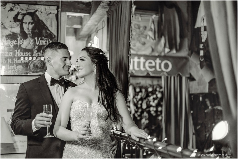 Angelo's and Vinci's Ristorante Wedding 03