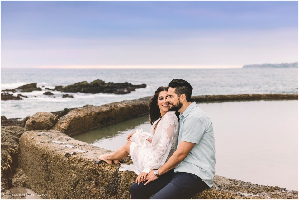 Victoria Beach Engagement Session 09