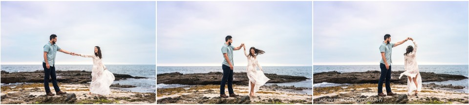 Victoria Beach Engagement Session 20