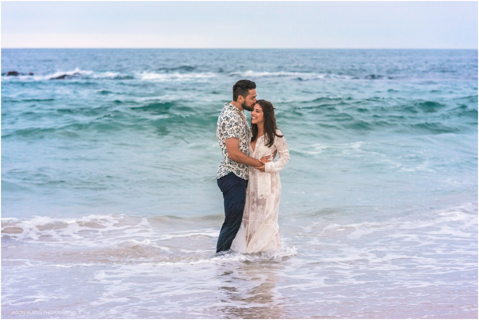 Victoria Beach Engagement Session 25