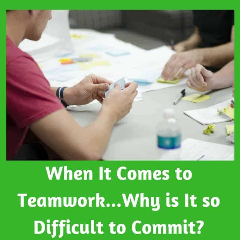Dr. Jason Carthen: Teamwork and Commitment