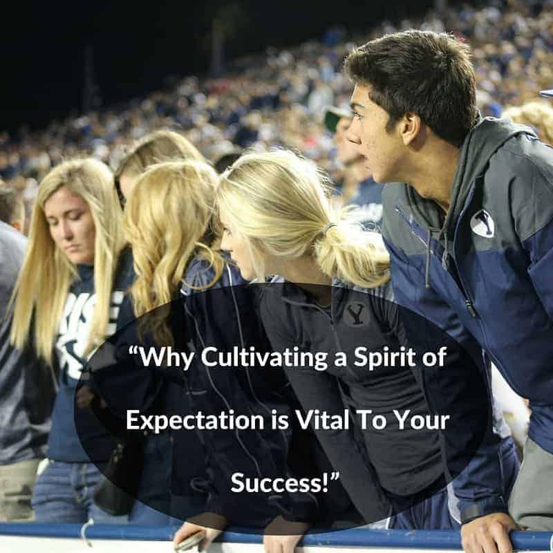 Dr. Jason Carthen: Spirit of Expectations