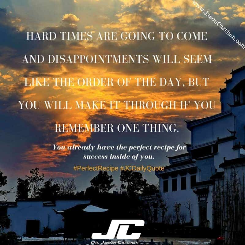 Dr. Jason's Daily Quotes