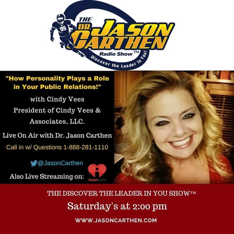 Dr. Jason Carthen: Radio Show Advertisement_Public Relations