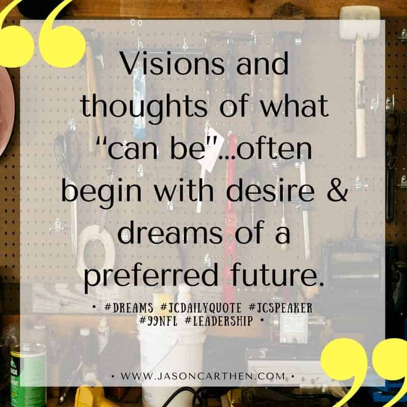 Dr. Jason Carthen: Visions