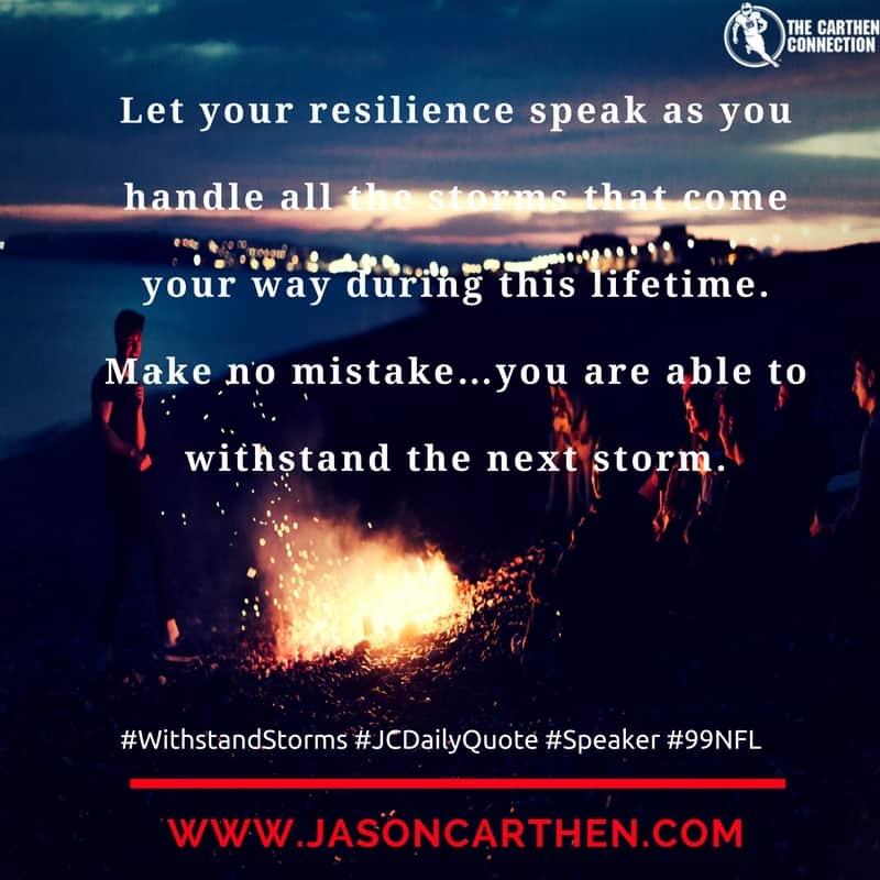Dr. Jason Carthen: Speak