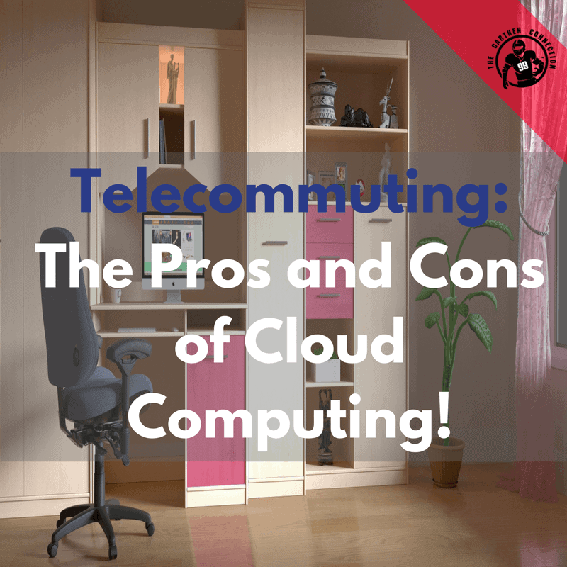 Dr. Jason Carthen: Pros and Cons of Cloud Computing