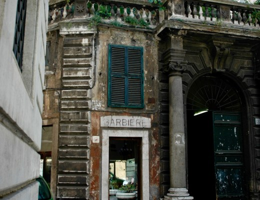 barbiere sign