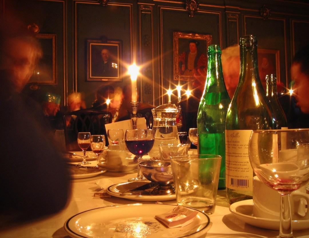 formal hall 2004