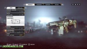 Battlefield 4 Weapon Customization