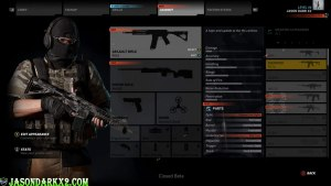 Ghost Recon: Wildlands closed Beta loadout