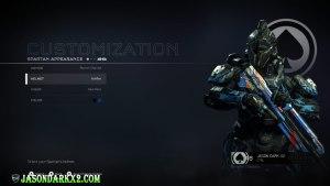 Halo-5: Guardians spartan customization