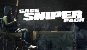 PAYDAY 2- Gage Sniper Pack