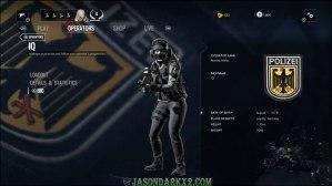 Rainbow Six Siege IQ operator