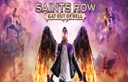 Saints Row Gat Out of Hell Annouced