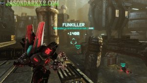Transformers Fall of Cybertron MP screenshot 2