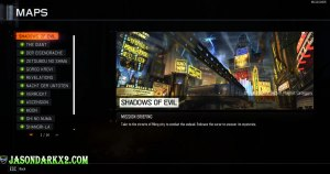 Call of Duty: Black Ops 3 zombies maps