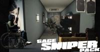 PayDay 2 Gage Sniper Pack DLC Inbound