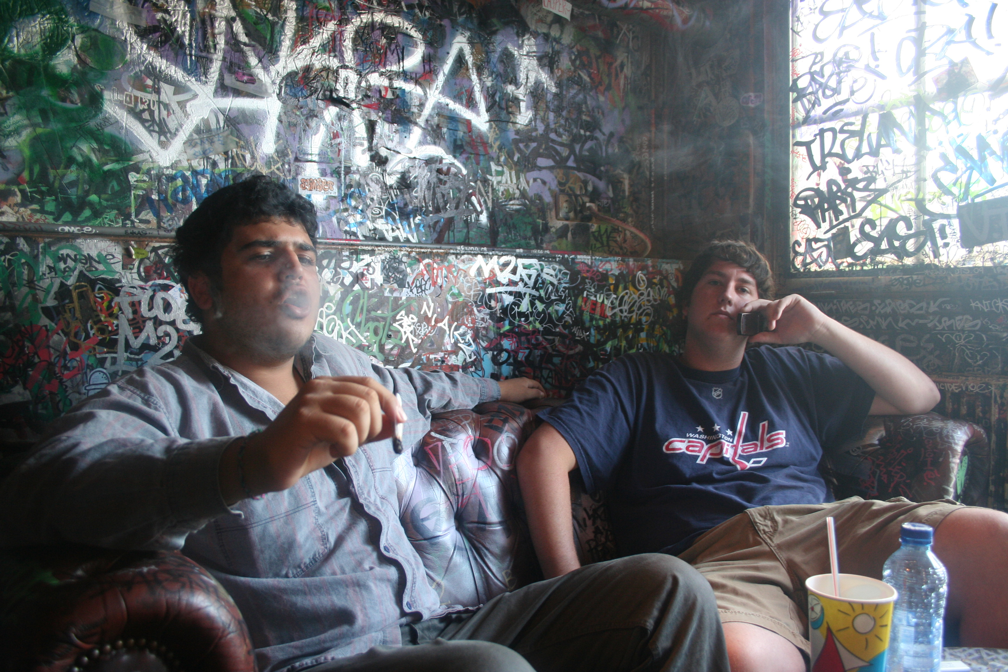 The Hill Street Blues In Amsterdam Jason Demayo