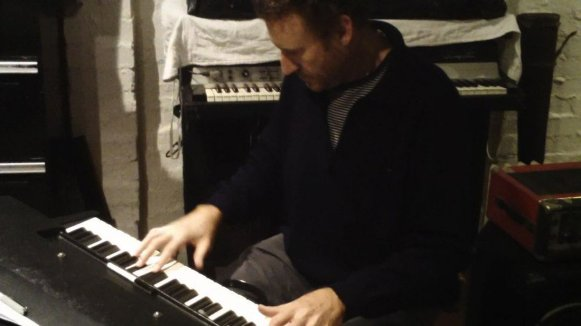 "Scott Saunders - ""Dead At The Desk"""
