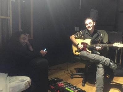 Sam Joole _ Guitar Session
