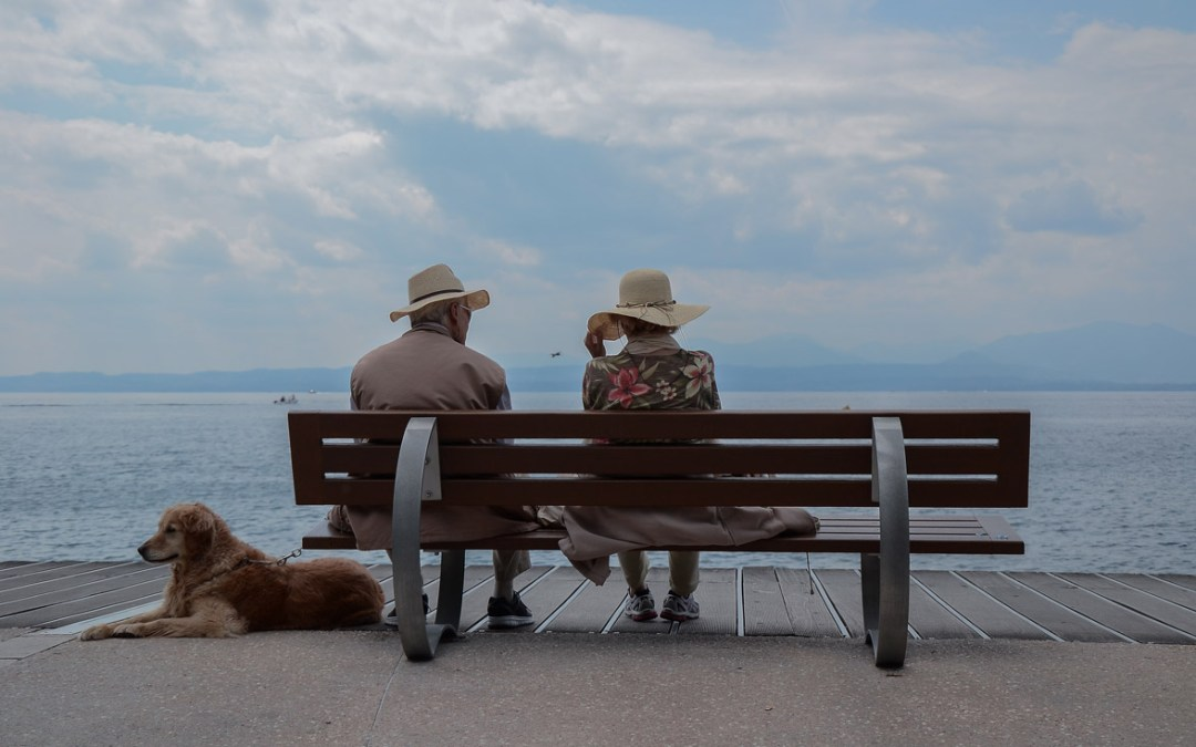 Why 'Living Apart Together' is Revolutionizing the Way Older Couples Structure Their Relationships