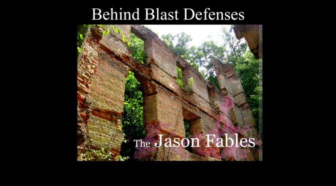 Behind Blast Defenses