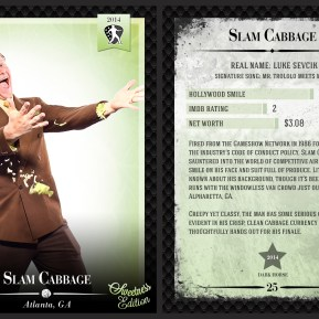 2014 Trading Card