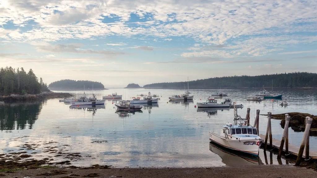 Culver fishing boats