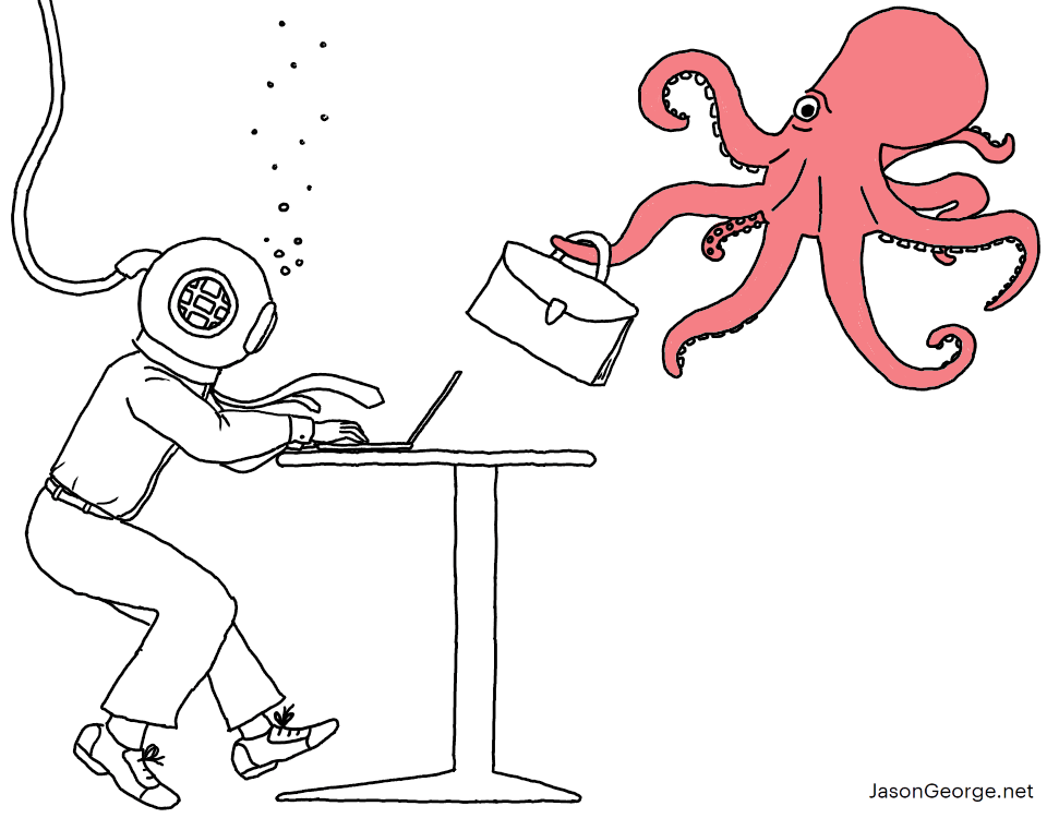business octopus