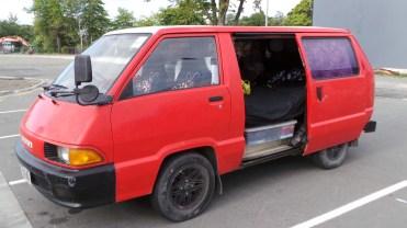 Vale's Van