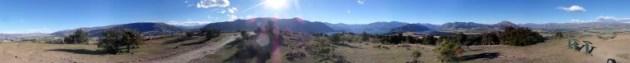 Panarama on top of Mt. Iron