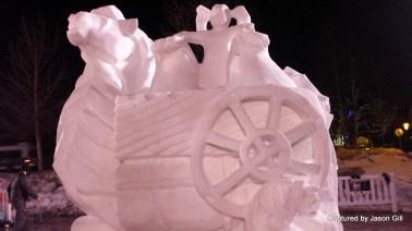 Snow Sculptures (8)