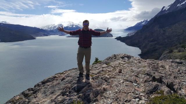 Torres Glacier Gray Jason